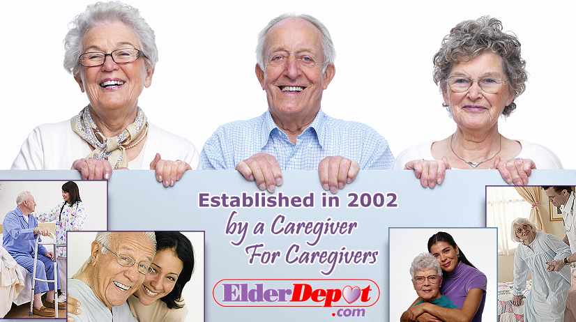 Established in 2002 by a Caregiver for Caregivers.