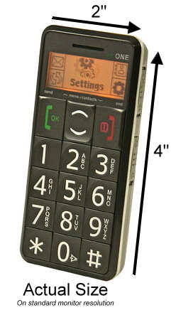 ezOne GSM Mobile Phone